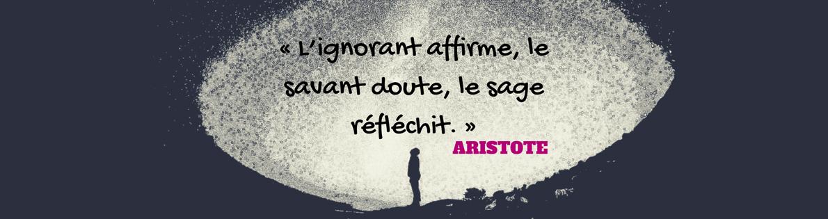 Bannière 2 : Aristote